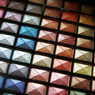 Eyeshadow Color Palette